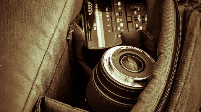 Alles über Fotogepäck